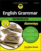 English Grammar Workbook For Dummies with Online Practice