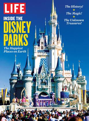 LIFE Inside the Disney Parks