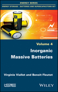 Inorganic Massive Batteries