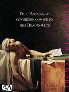 De l'Assassinat considéré comme un des Beaux-Arts