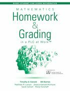 Mathematics Homework and Grading in a PLC at Work™