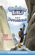 NIV Adventure Bible Book of Devotions: Polar Exploration Edition