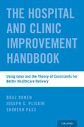 The Hospital and Clinic Improvement Handbook