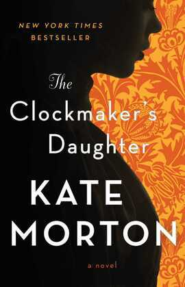 Image de couverture (The Clockmaker's Daughter)