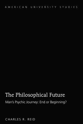 The Philosophical Future