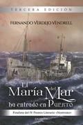 El María del Mar ha entrado en puerto