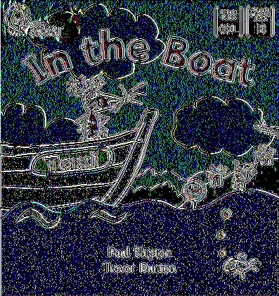 In the Boat: Band 01a/Pink A (Collins Big Cat)