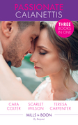 Passionate Calanettis (Mills & Boon By Request)