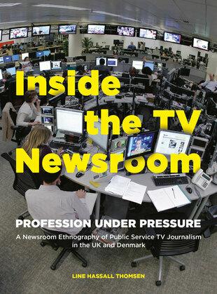 Inside the TV Newsroom