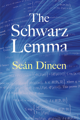 The Schwarz Lemma