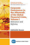 Corporate Governance in the Aftermath of the Global Financial Crisis, Volume I