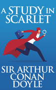 Study In Scarlet, A A