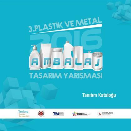 3. Plastik ve Metal Ambalaj Tasar?m Yar??mas?