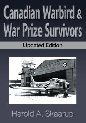 Canadian Warbird & War Prize Survivors