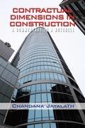 Contractual Dimensions in Construction