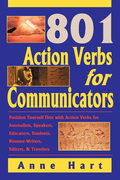 801 Action Verbs for Communicators