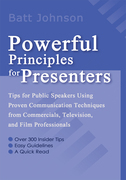 Powerful Principles for Presenters