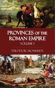 Provinces of the Roman Empire - Volume I