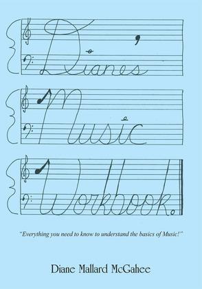 Diane's Music Workbook