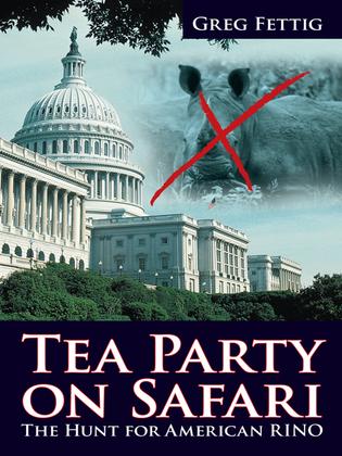 Tea Party on Safari