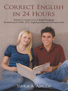 Correct English in 24 Hours