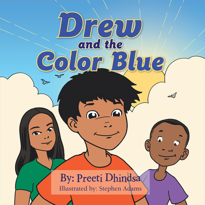 Drew and the Color Blue