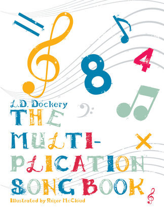 The Multiplication Song Book