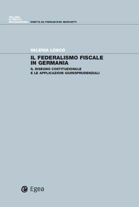 Federalismo fiscale in Germania (Il)