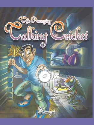 The Amazing Talking Cricket