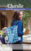 Charlie kraft•tex® Backpack Pattern