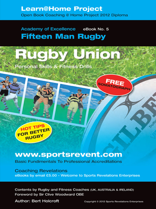 Book 5: Learn @ Home Coaching Rugby Union Project