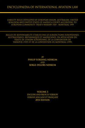 Encyclopaedia of International Aviation Law