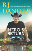 Hero's Return (The Montana Cahills, Book 5)