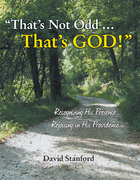 """That'S Not Odd … That'S God!"""