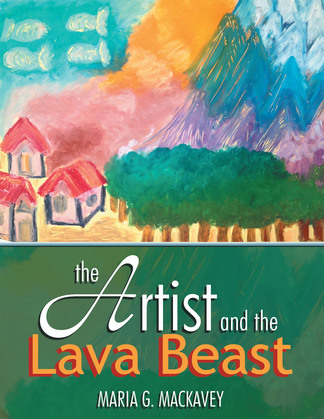 The Artist and the Lava Beast