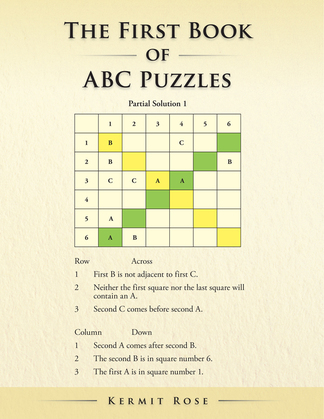 The First Book of Abc Puzzles
