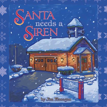 Santa Needs a Siren!