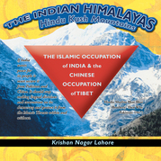 The Islamic Occupation of India and the Chinese Occupation of Tibet
