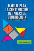 Manual Para La Construcción De Tablas De Contingencia