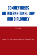 Commentaries on International Law and Diplomacy