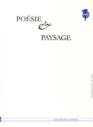 Poésie et paysage