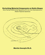 Perturbing Material-Components on Stable Shapes