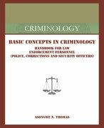 Basic Concepts in Criminology