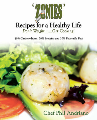 'Zonies' Recipes for a Healthy Life