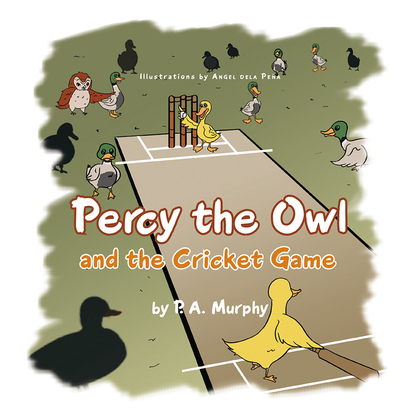 Percy the Owl and the Cricket Game