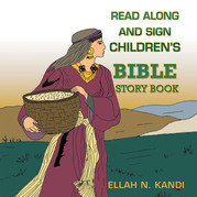 Read Along and Sign Children's Bible Storybook