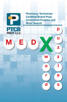 Pharmacy Technician Certified Board Prep: Crossword Puzzles and Word Search