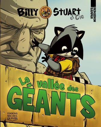 Billy Stuart et Cie 1 - La vallée des Géants