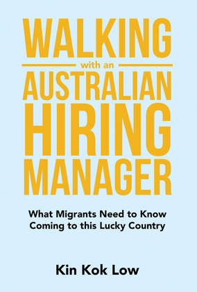 Walking with an Australian Hiring Manager