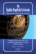 An Ígálá-English Lexicon